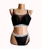 Нижнее белье. Комплект женского нижнего белья Diva. Одежда для спорта М (46), фото 1