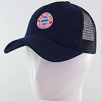"""Бейсболка 62017-5-15 темно-синий """"CHR-4502"""", фото 1"""