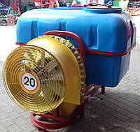 Обприскувач Родос садовий вентиляторний 800 л. на польському обладнанні , фото 1