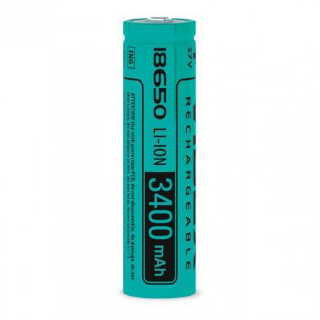 Аккумулятор Videx Li-Ion 18650(без защиты) 3400mAh bulk