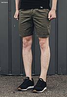 Мужские шорты хаки Staff Light haki