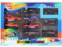 Машинки Hot Wheel меняющие цвет HBS708-10