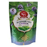 Чай Зеленый Верблюд Мята, 80 гр.