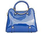 Женская синия сумка