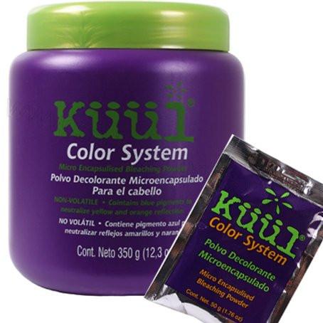 Осветляющий порошок Change Me Kuul Color System