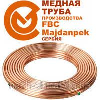 """Труба 1/4"""";6,35*0,76мм, М1, производство Сербия (цена за метр)"""