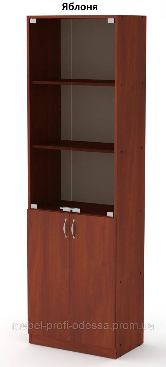КШ 6 Компанит Шкаф стеллаж для книг и документов