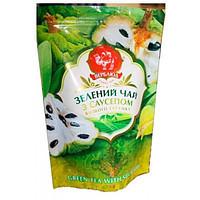 Чай зеленый Верблюд с саусепом,  80 гр.