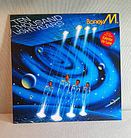 CD диск Boney M. - Ten Thousand Lightyears, фото 1