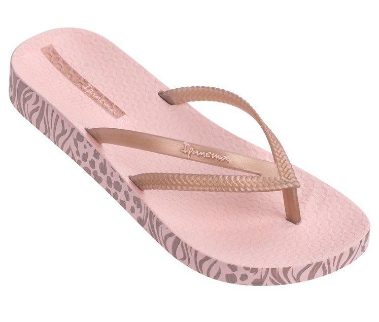 Оригинал Вьетнамки Женские 82282-24185 Ipanema Bossa Soft II Pink/Rose