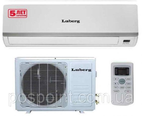 Кондиционер LUBERG LSR-09HD Deluxe ION
