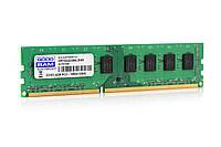 Оперативная память Goodram DDR3-1333 4096MB PC3-10600 (GR1333D364L9/4G)