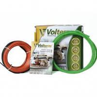 Двухжильный нагревательный кабель Volterm ( обогрев 2,2- 2,7м²)