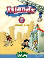 Custodio Magdalena Islands 6. Activity Book Plus Pin Code