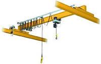 Кран мостовой однобалочный подвесной (кран-балка) 1т