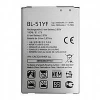 Аккумулятор на LG BL-51YF, 3000 mAh Оригинал