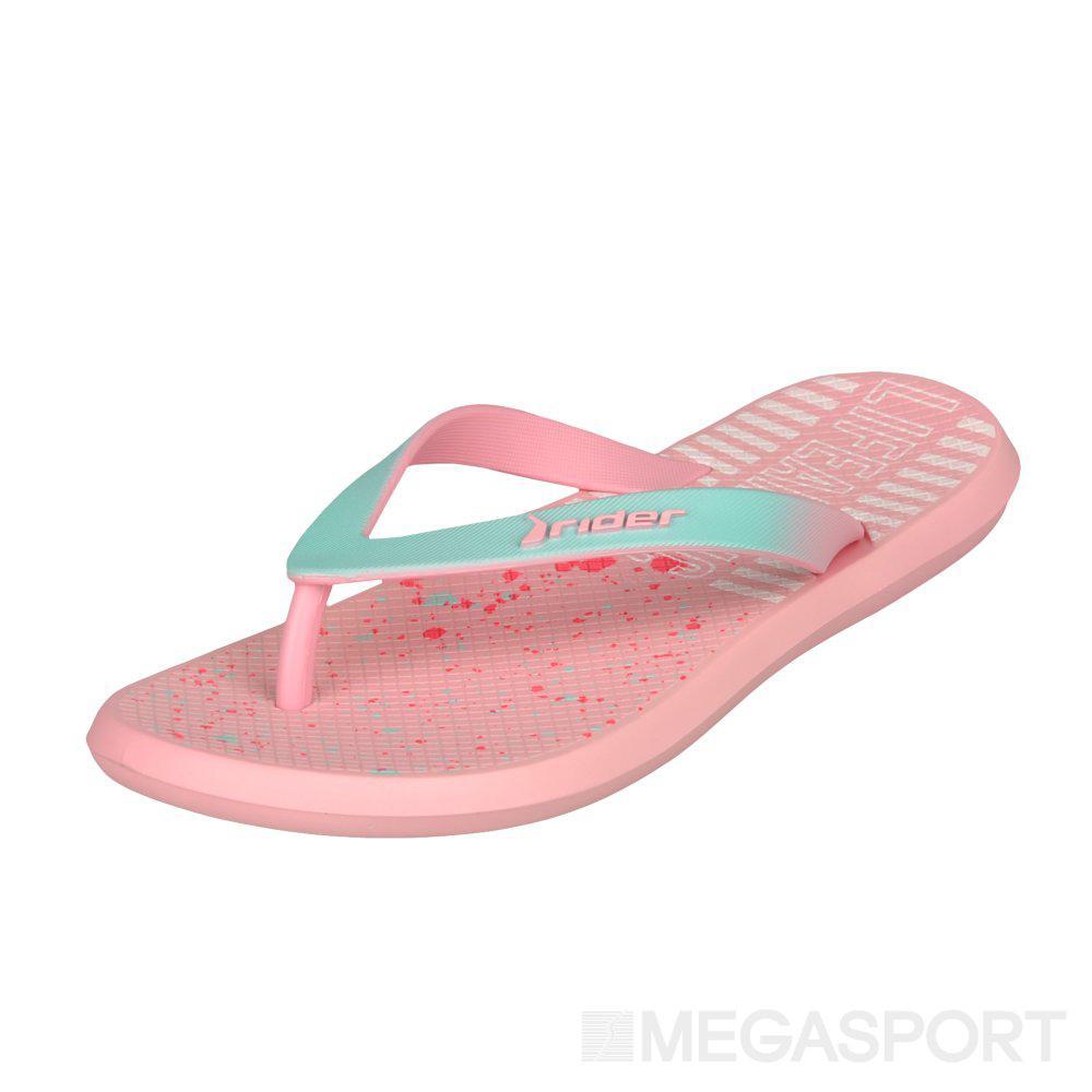 Оригинал Вьетнамки Детские для девочки 82365-20706 Rider Energy V Kids Pink/Green