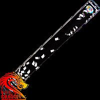 Хлопушка МЕТАФАН РАЗНОЦВЕНЫЙ,  длина хлопушки: 80 сантиметров, начинка: метафан разноцветный