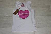 Детская летняя майка для девочки Ли купер, Lee cooper  6-16лет