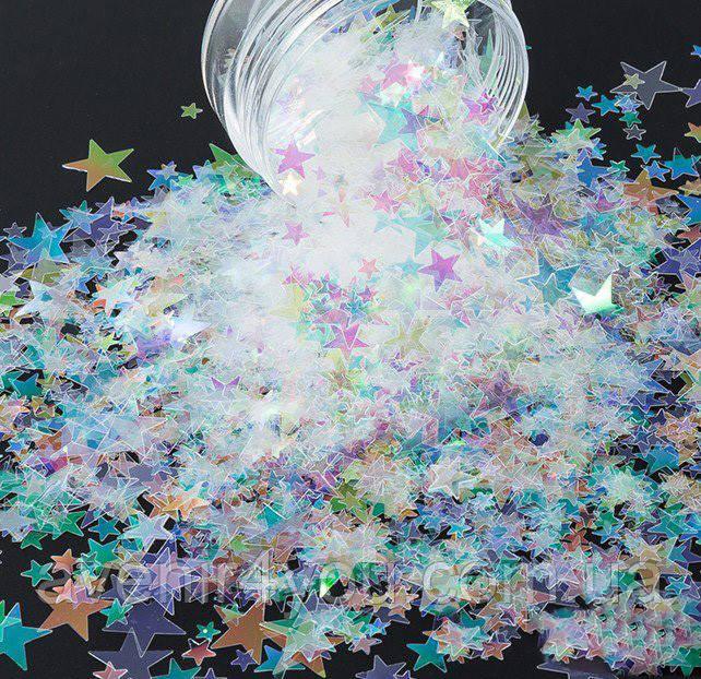 Конфетти  Звезды