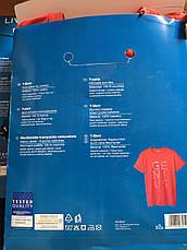 Футболка мужская красная короткий рукав xl(56),xxl(60) германия livergy, фото 3