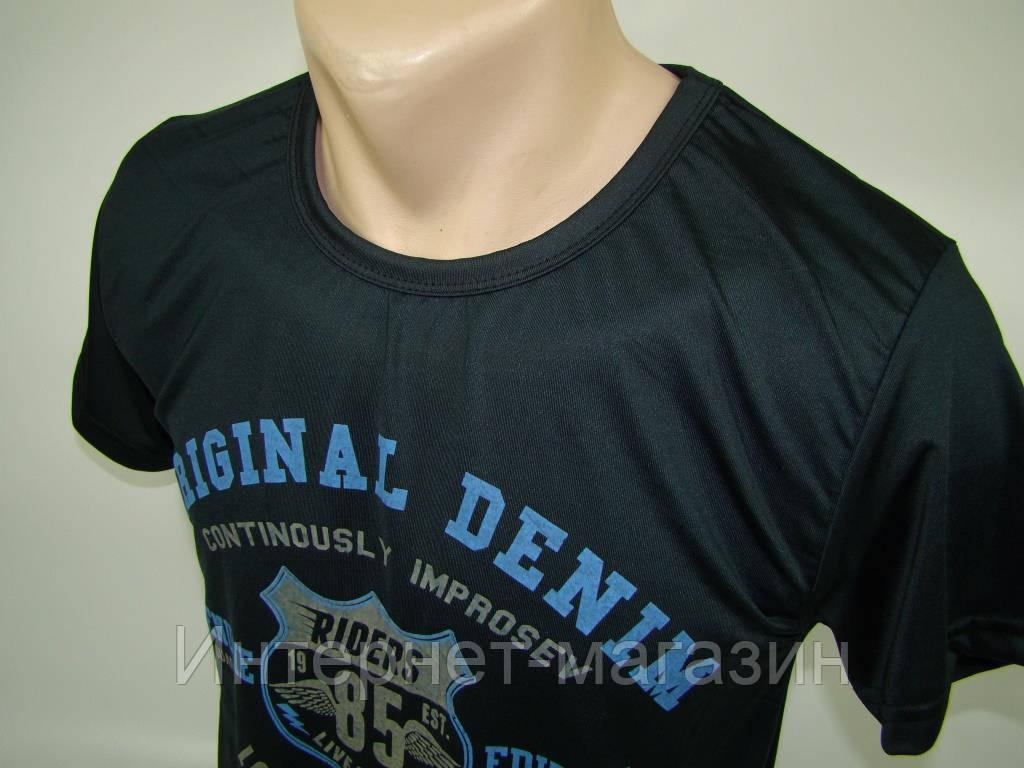 Футболка мужская Mark Original Denim Турция (M-L) код 5082