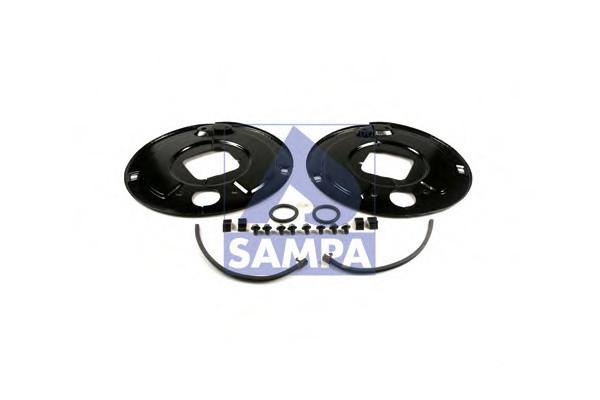 Защита тормозного барабана 070.515 / 9900000071