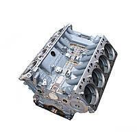 Блок 740.21-1002012 цилиндров ЕВРО-1, ЕВРО-2 под ТНВД ЯЗТА со втулками и заглушками (пр-во КамАЗ)