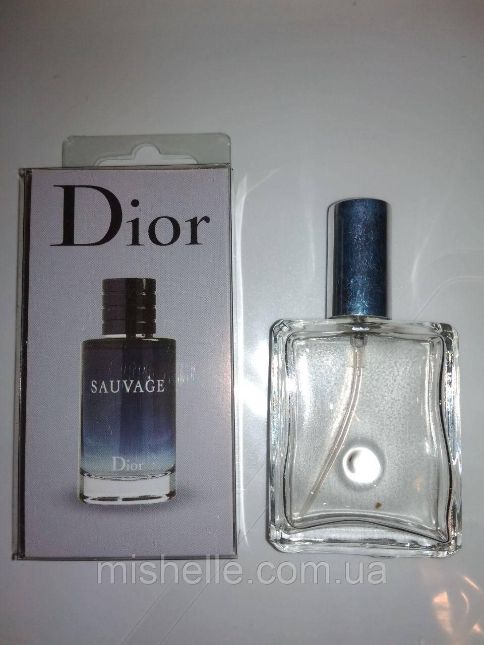 Мужской парфюм Christian Dior Sauvage (Кристиан Диор Саваж 30мл ... 73607de47c832