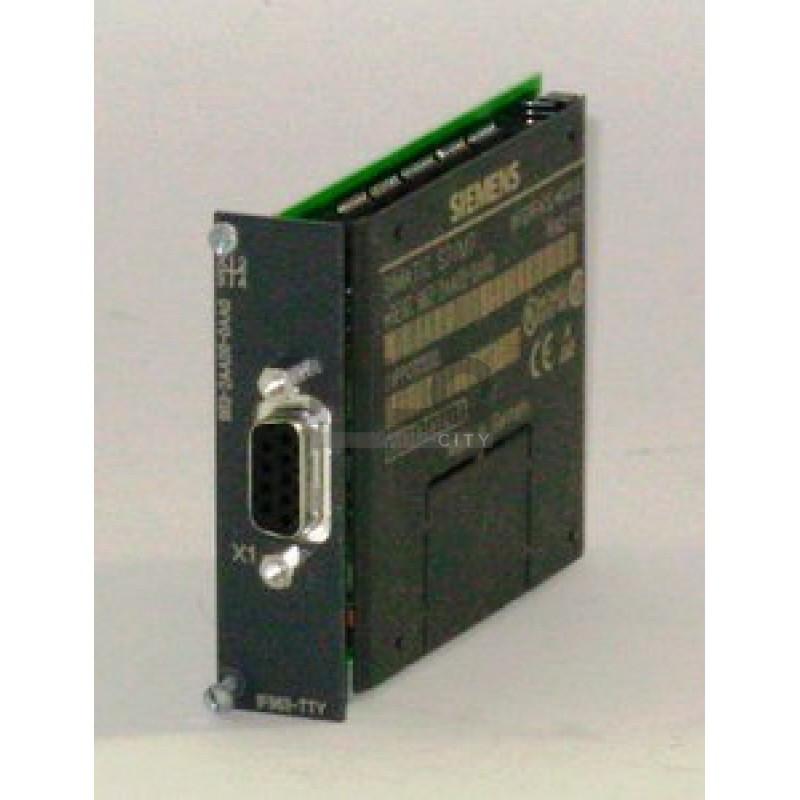 IF963-RS232 интерфейсный модуль с RS232 для Siemens Simatic S7-400, 6ES7963-1AA10-0AA0