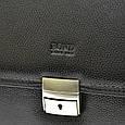Кожаный портфель Bond, фото 6