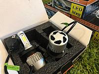 Лампочка LED лампа H4 диод (пара)