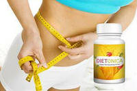 Dietonica для быстрого и безопасного похудения