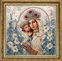"""Набор для вышивания бисером №802 """"Мария и Христос"""" (по картине А. Охапкина)"""