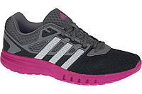 Кроссовки Adidas Galaxy 2 W 38.5 р Черные (4055341256629)