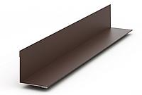 """Уголок внутренний (простой/сложный) сайдинга """"Корабельная доска"""" 150*2000"""
