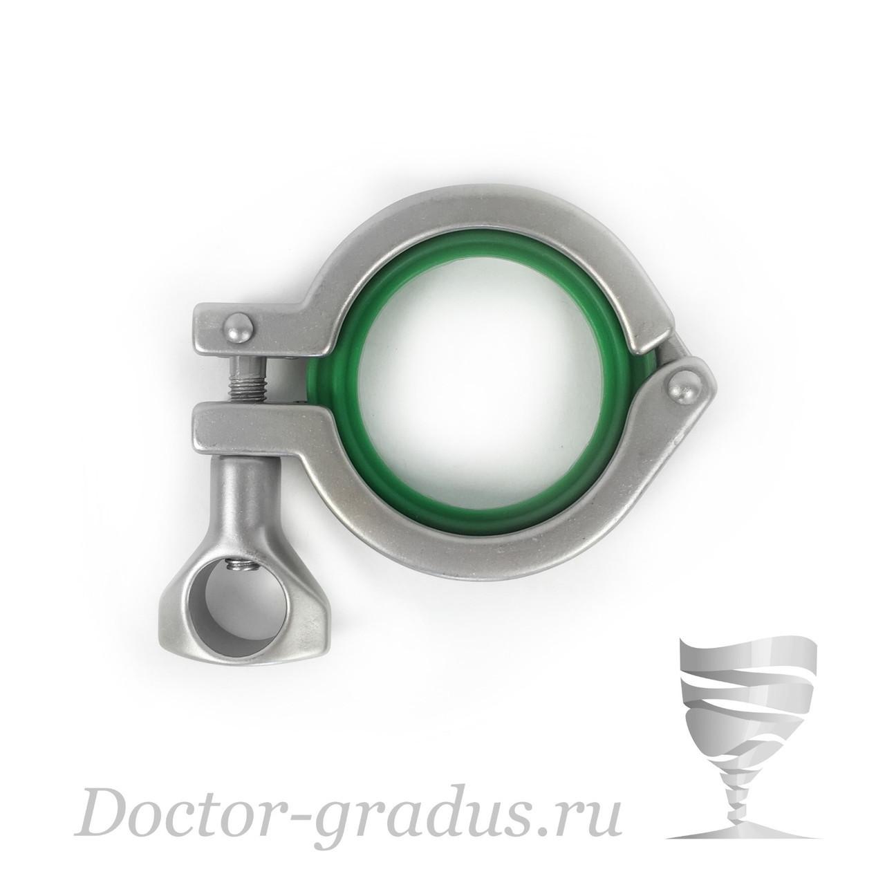 """Кламп-соединение 2"""" (51мм) Доктор Градус"""