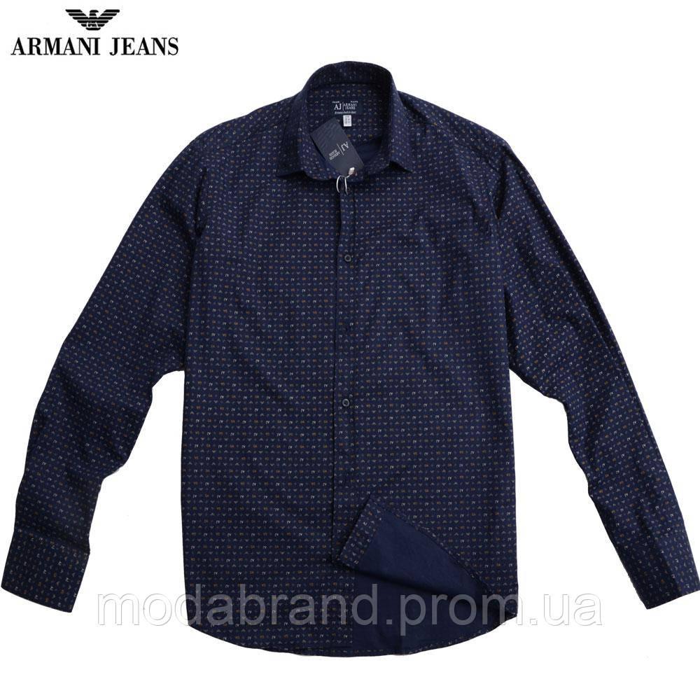 Стильная мужская рубашка Armani  продажа, цена в Киеве. рубашки ... 347a64fd91a