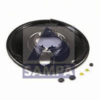 Защита тормозного барабана 075.522 / 3005014100
