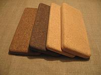 Пробковые доски для укладки напольных покрытий