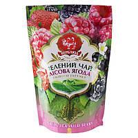 Чай Зеленый Верблюд Лесные Ягоды, 80 гр.