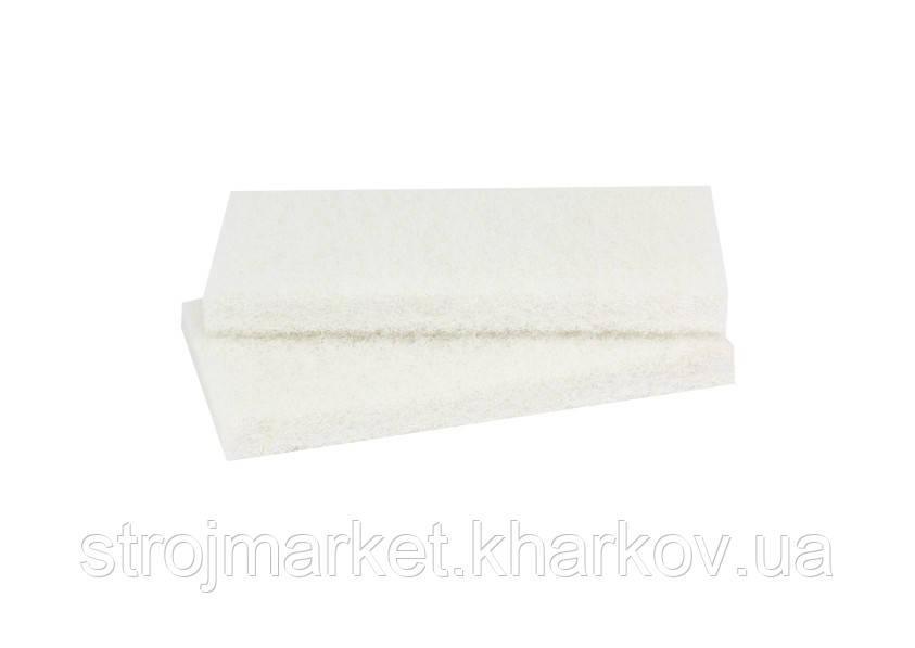 Губка белая стартовая для очистки плитки TM Kubala(2шт)