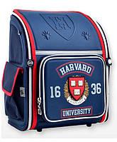 Рюкзак школьный каркасный 1 Вересня H-18 Harvard , фото 1