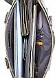 Мужская сумка из натуральной кожи VATTO Mk25 F8Kaz1, черный, фото 9