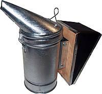 Дымарь пасечный из оцинкованной стали, фото 1