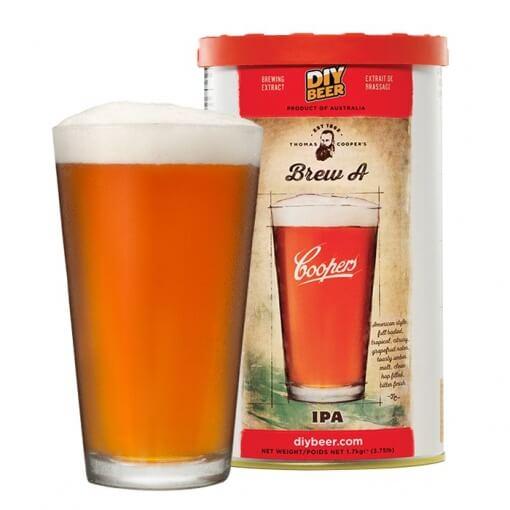 Пивная смесь Coopers Brew A IPA