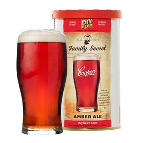 Пивная смесь Coopers Family Secret Amber Ale