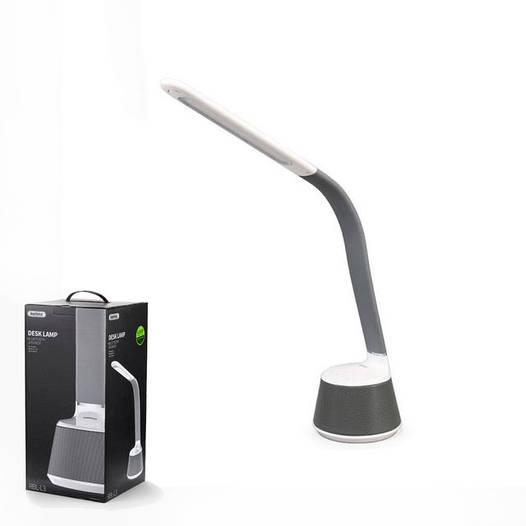 Настольная LED лампа + Bluetooth колонка Remax  RBL-L3
