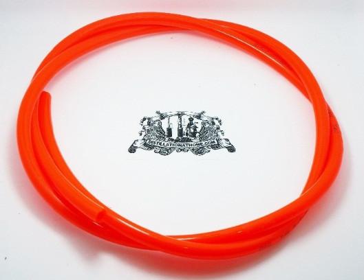 Шланг красный (PU шланг 12 мм)