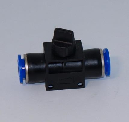 Быстросъемное соединение, подача воды с краном 12 мм